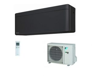 Aparat de aer conditionat Daikin Stylish Black FTXA25BB 9000 Btu/h Inverter